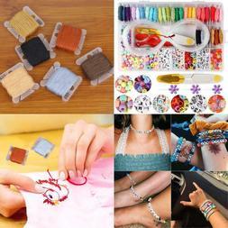Handcrafted Diy Bracelet Making Beads Kit,Hand-Make Necklace