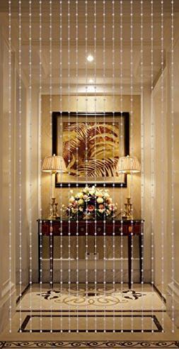 Beautiful Home Decor Acrylic Beaded Curtain - Acrylic Crysta