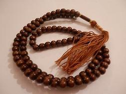 ISLAMIC Prayer Beads 100 Misbaha Tasbih Tasbeeh MUSLIM Worry