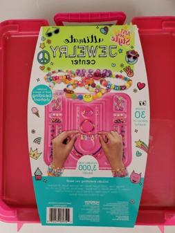 Jewelry Making Kit Toy Play Set Girls Craft Beads Charms Bra
