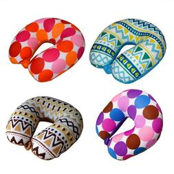 Kid Size Micro Beads Travel Pillow U Shaped Neck Pillow for