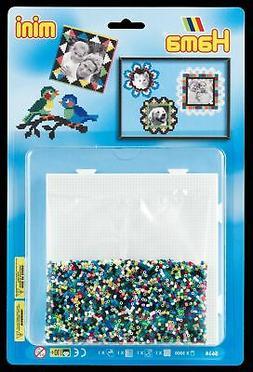 Kit Beads And Sheets Mini  Frames - Hama
