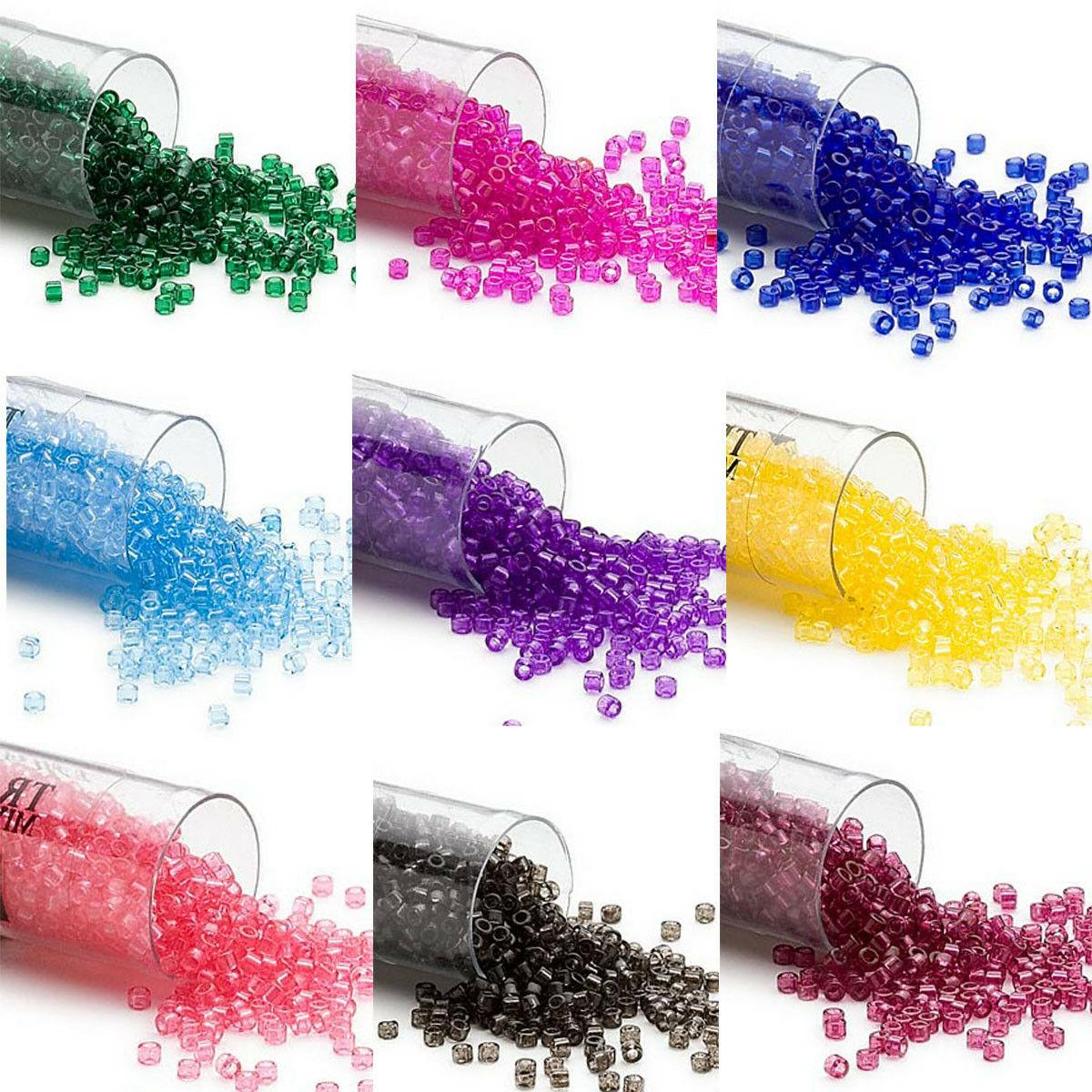 1200 delica 11 glass seed beads 11