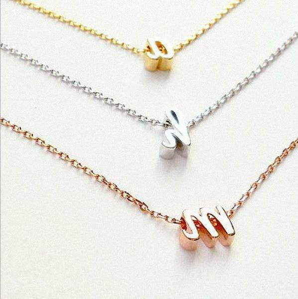 26 Necklace Chain Pendant