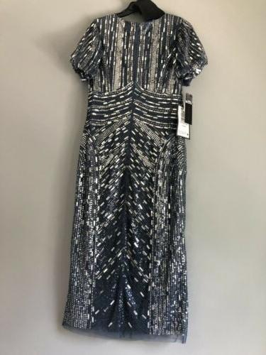 Aidan Midi Dress. Size $440.00