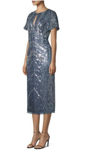 Aidan Mattox Midi Dress. Size 12.