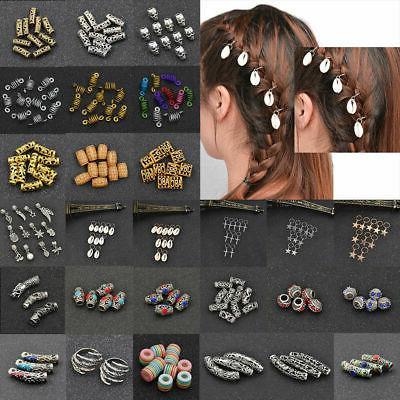 lots dreadlock hair beads dread bead hair