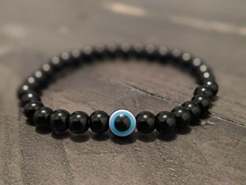 Fashion 6mm Beads Evil Handamde