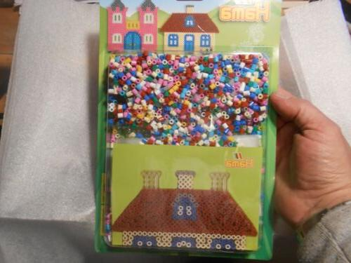 house set new in box 2000 beads