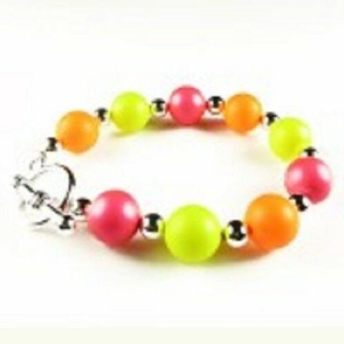 neon phenomenon bracelet jewelry making kit