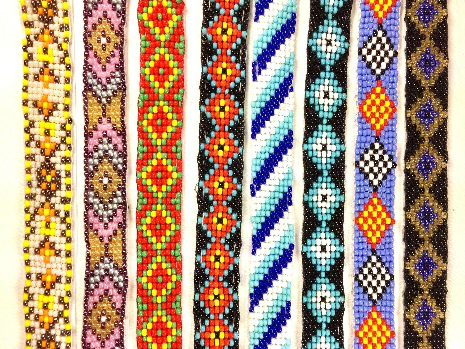 new loom handmade native style inspired glass