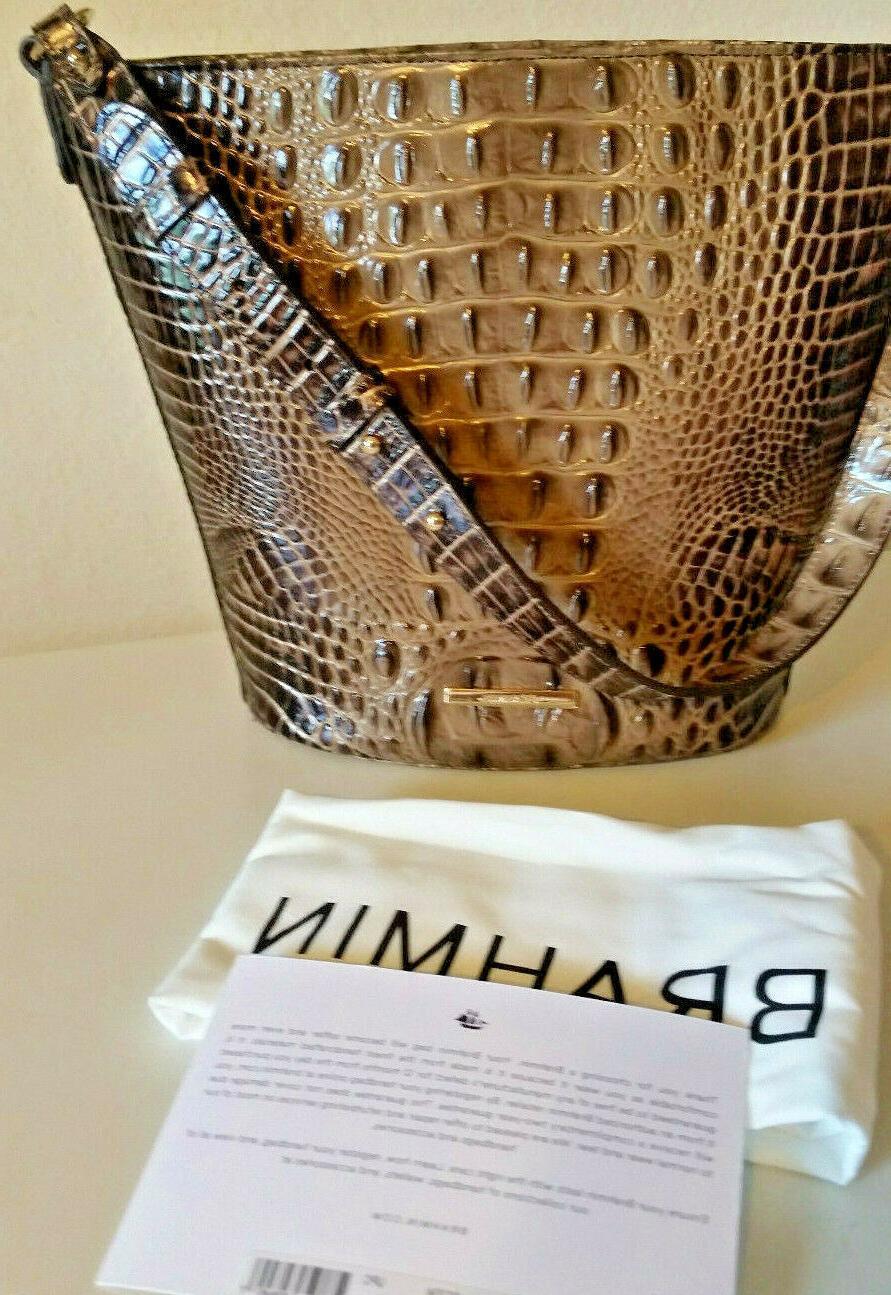 Brahmin Quinn Bag Coffee $285