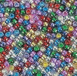 Shiny Pony Beads  - Bulk