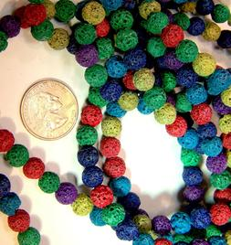 Lava Beads Diffuser 6mm Beads Scent Aromatherapy Essential O