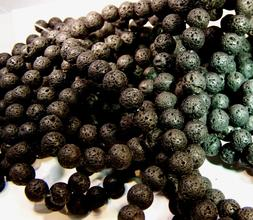 Lava Beads Diffuser Essential 6mm Grade AAA Aromatherapy Sto