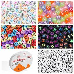 Letter Beads For Jewelry Making Alphabet Beads For Kids Kand