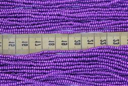 Metallic Purple 10/0 Czech Glass Seed Beads Craft Jewelry /H