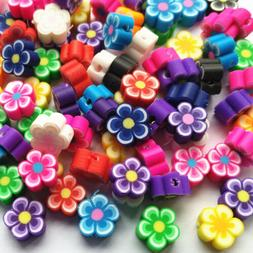 Mix Lots Colorful Fimo Bead for Wristband Bracelet Diy Craft