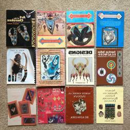 Native American Beading Books - Beads To Buckskins