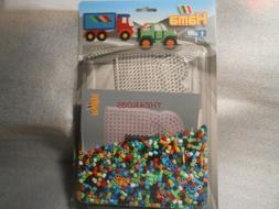 New Hama Bead Kit Trucks #4022