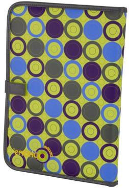 Creative Options Bead Board Folder with Clear Cover, Vineyar