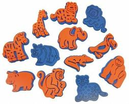 - *** Playbox - Stamps - Zoo - 12 pcs