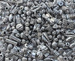 - *** Playbox - Plastic Beads  w/ big holes - 200 pcs