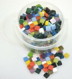 - *** Playbox - Mosaic in bucket  - 11 x 11mm - 600 pcs