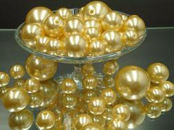 Pearl Vase Filler Plastic Faux Beads Wedding Party Table Dec