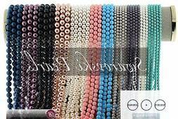 Swarovski Pearls 3mm, 4mm, 6mm, 8mm,10mm  Round Pearl Beads