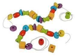 Plan Toy Lacing Beads