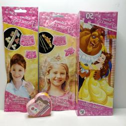 Disney Princess Beauty Belle Tower Puzzle Glow Tiara & Bead