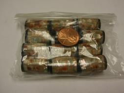 Red Abalone Inlaid Shell Beads - Wholesale Bulk Lot -  12PCS