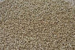 Toho Seed Beads - 15/0 - Galvanized Aluminum