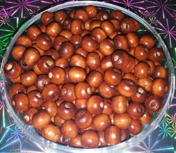 small around 8mm wooden brown beads you