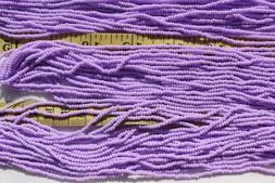 Sol Gel Light Purple 10/0 Czech Glass Seed Beads Craft Jewel