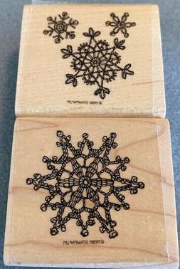 Stampin'Up Snowflake Stamps