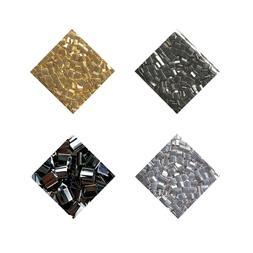 Miyuki Tila Seed Beads 5mm x 1 mm Metallic Beads Approx. 7.2