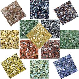 Miyuki Tila Seed Beads 5mm x 1 mm Picasso Beads Approx. 7.2