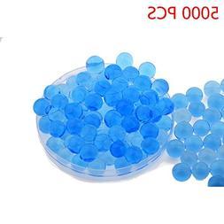 Candora 5000pcs Water Beads Crystals Mud Crystal Water Gel B