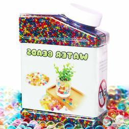 Water Beads Pack Orbeez Crystal Gel Growing Balls Jelly Rain