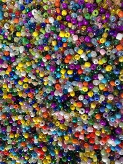 Wholesale Loom 1000pcs Bulk 6/0 Glass Seed Bead 100g AWESOME