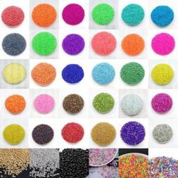 Wholesale Lots 1000pcs 2mm DIY Charm Czech Glass beads Jewel